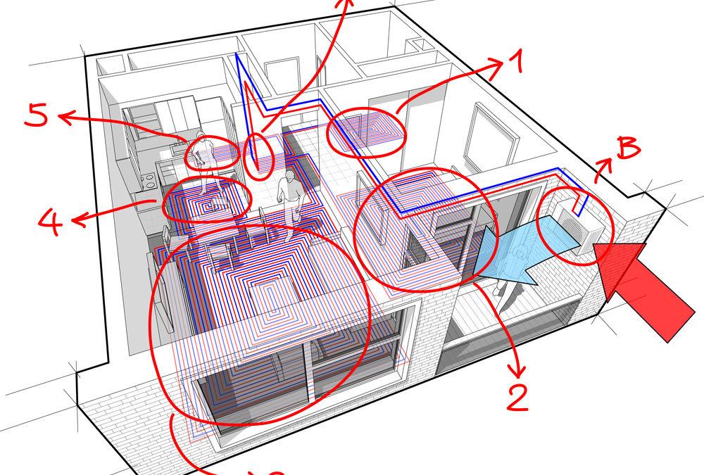 Designing Underfloor Ventilation in Hospitals